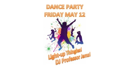 Norway Dance Party May 12